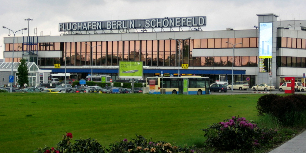 Lotnisko Schönefeld