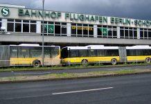 Jak dojechać na lotniska w Berlinie