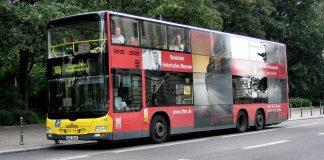 Autobus nr 100 - turystyczna linia w Berlinie