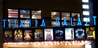 Kino Titania Palast, początki Berlinale.