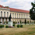 pałac charlottenburg nowe skrzydlo