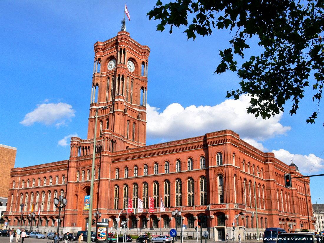 Berliński Ratusz Przewodnik po Berlinie