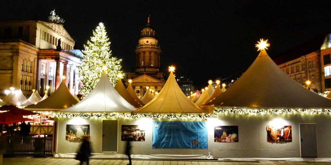 WeihnachtsZauber, Jarmark Bożonarodzeniowy na Gendarmenmarkt :: Joanna Maria Czupryna, Przewodnik po Berlinie
