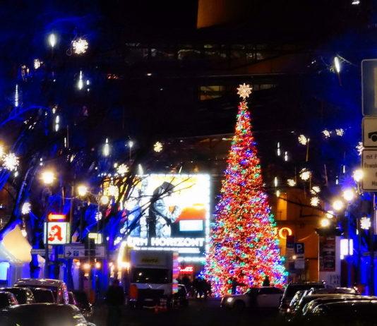 Jarmark Bożonarodzeniowy na Placu Poczdamskim :: Joanna Maria Czupryna, Przewodnik po Berlinie