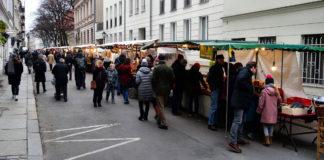 Ekologiczny Jarmark Świąteczny przy Sophienstraße :: Joanna Maria Czupryna, Przewodnik po Berlinie