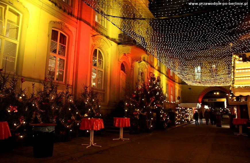Nostalgiczny Jarmark Bożonarodzeniowy w Berlinie :: Joanna Maria Czupryna, Przewodnik po Berlinie