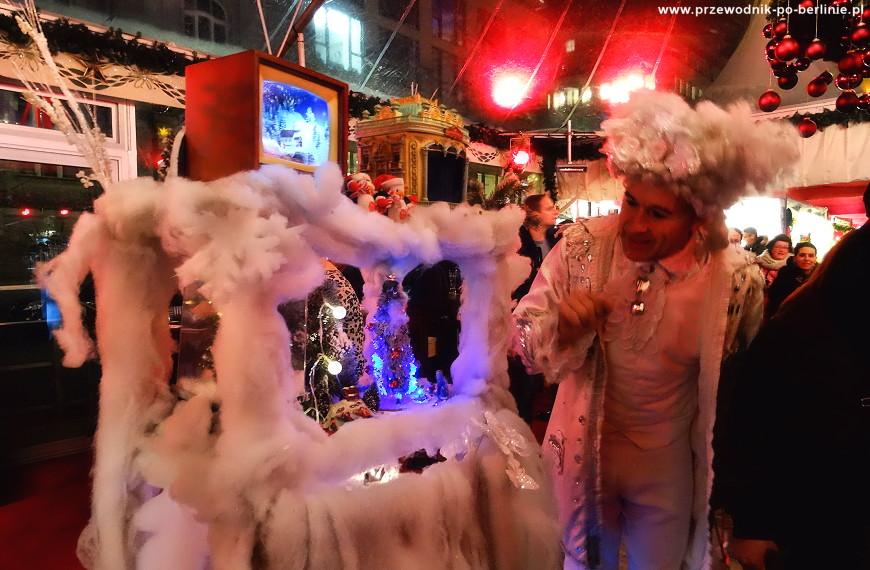 Jarmark Bożonarodzeniowy na Gendarmenmarkt w Berlinie :: Joanna Maria Czupryna, Przewodnik po Berlinie