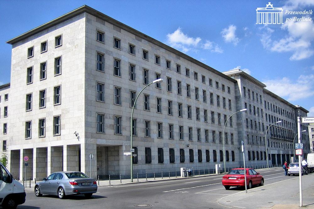 Federalne Ministerstwo Finansów, dawniej Ministerstwo Lotnictwa III Rzeszy