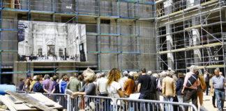 Odbudowa berlińskiego pałacu :: Joanna Maria Czupryna :: Przewodnik po Berlinie