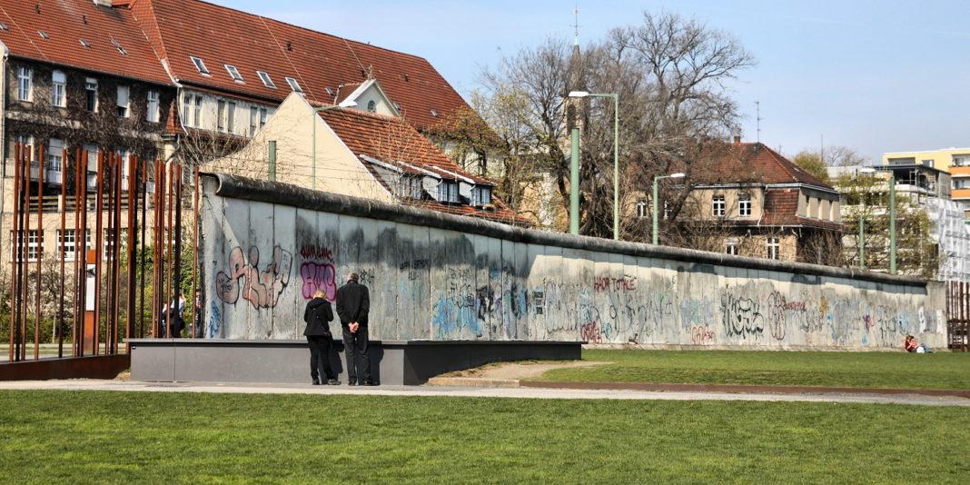 Mur berliński :: Joanna Maria Czupryna :: Przewodnik po Berlinie