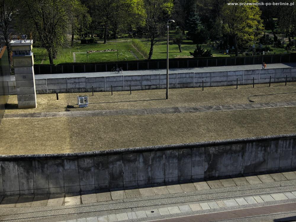 Mur berliński, Bernauer Strasse :: Joanna Maria Czupryna :: Przewodnik po Berlinie