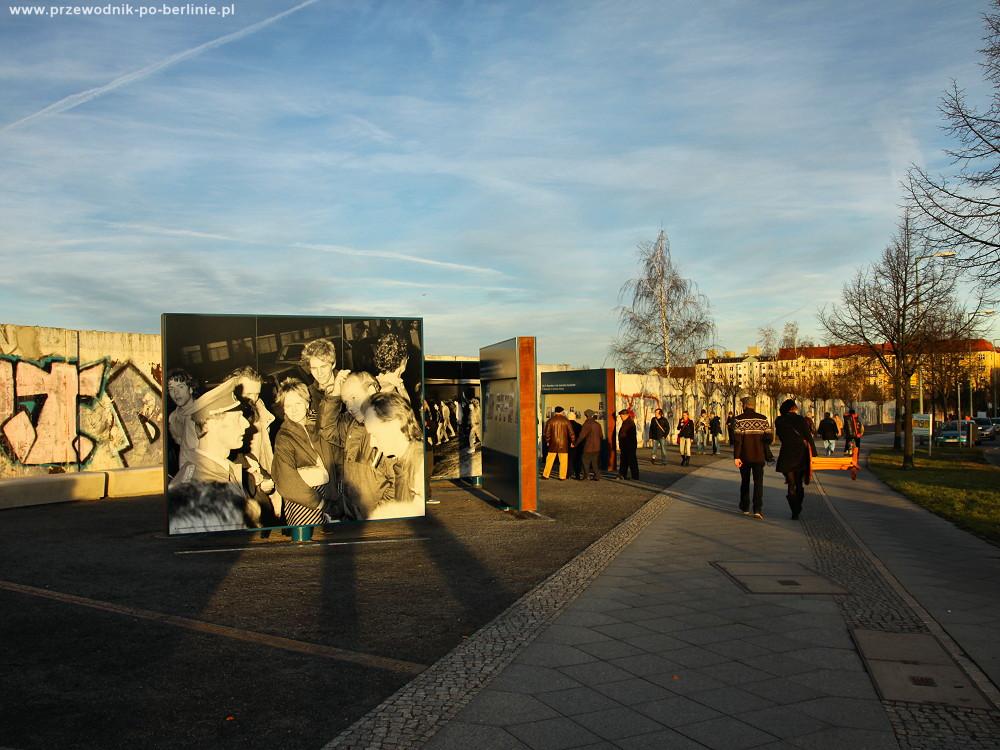 Mur berliński, Bornholmer Strasse :: Joanna Maria Czupryna :: Przewodnik po Berlinie