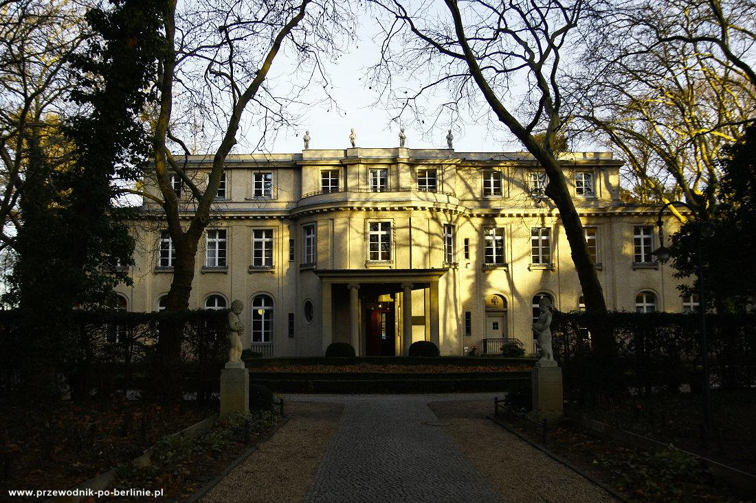 Wannsee Berlin Przewodnik po Berlinie