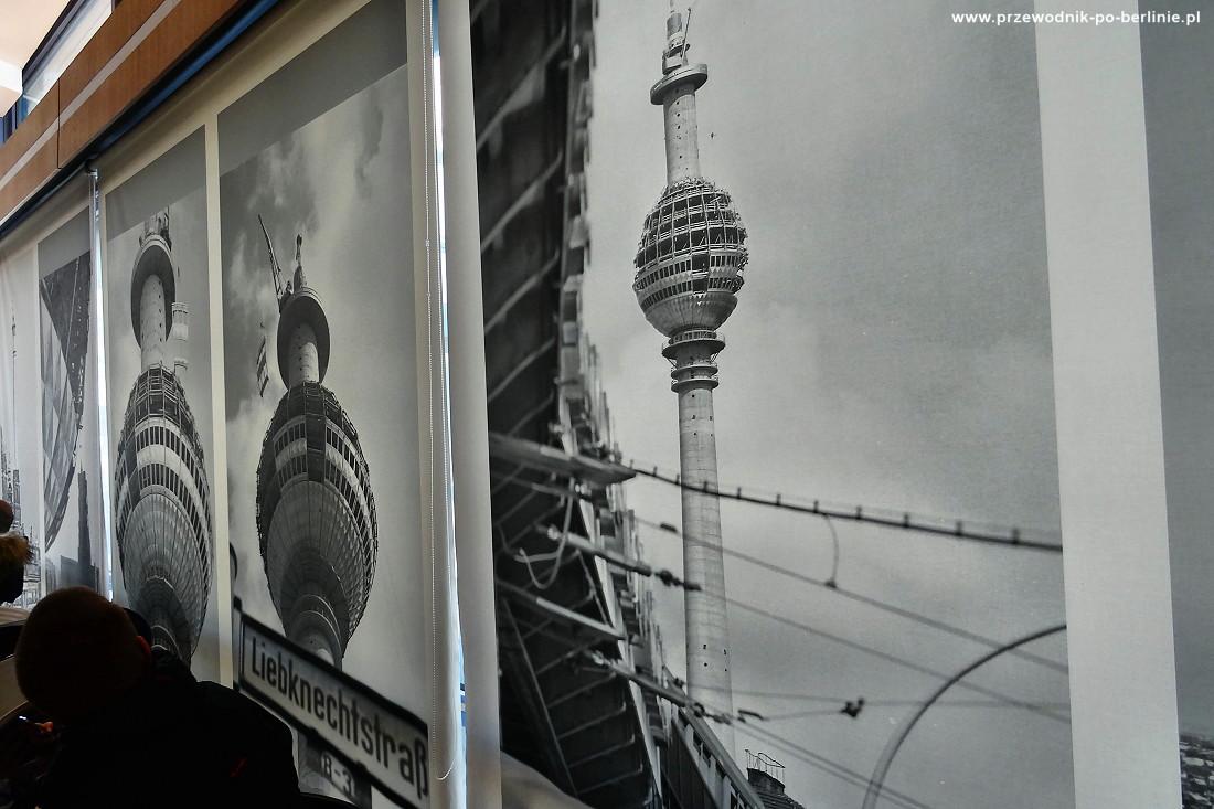 Wieża TV Przewodnik po Berlinie