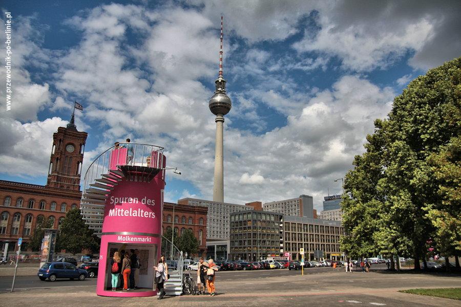 wieza telewizyjna w berlinie punkty widokowe w berlinie