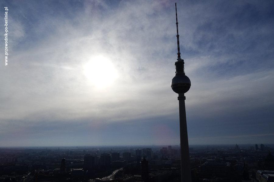 hotel park inn berlin taras widokowy