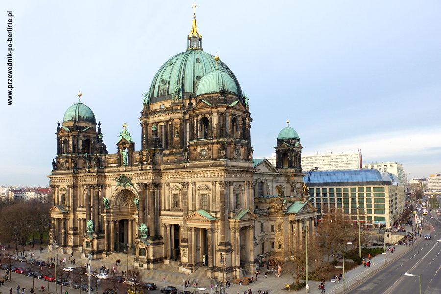 katedra berlińska punkt widokowy