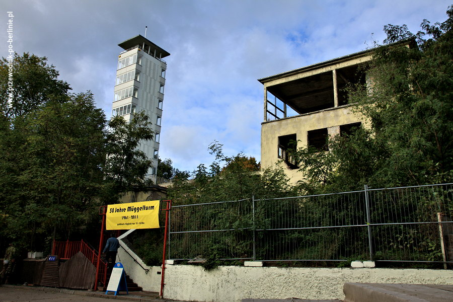 wieże widokowe mueggelturm berlin