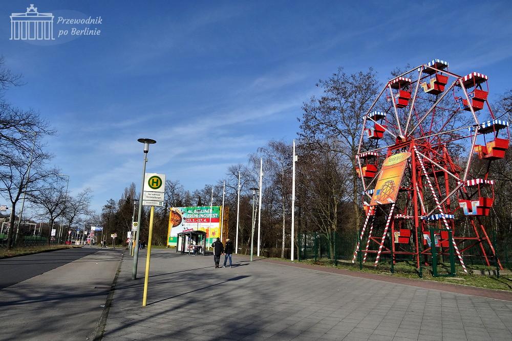 Wiosenny festyn Berlin. Przewodnik po Berlinie, Joanna Maria Czupryna