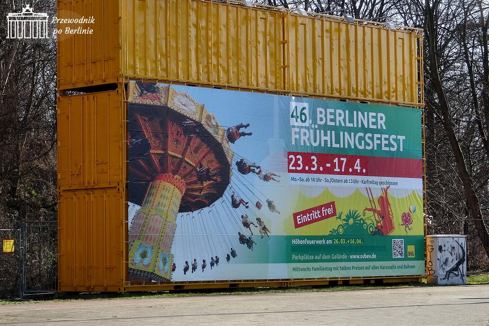 Wiosenny festyn. Przewodnik po Berlinie, Joanna Maria Czupryna