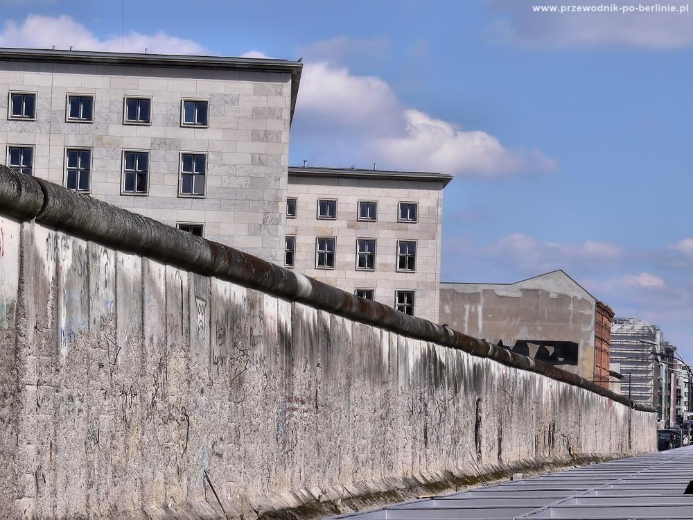 Mur berliński, Niederkirchnerstrasse :: Joanna Maria Czupryna :: Przewodnik po Berlinie