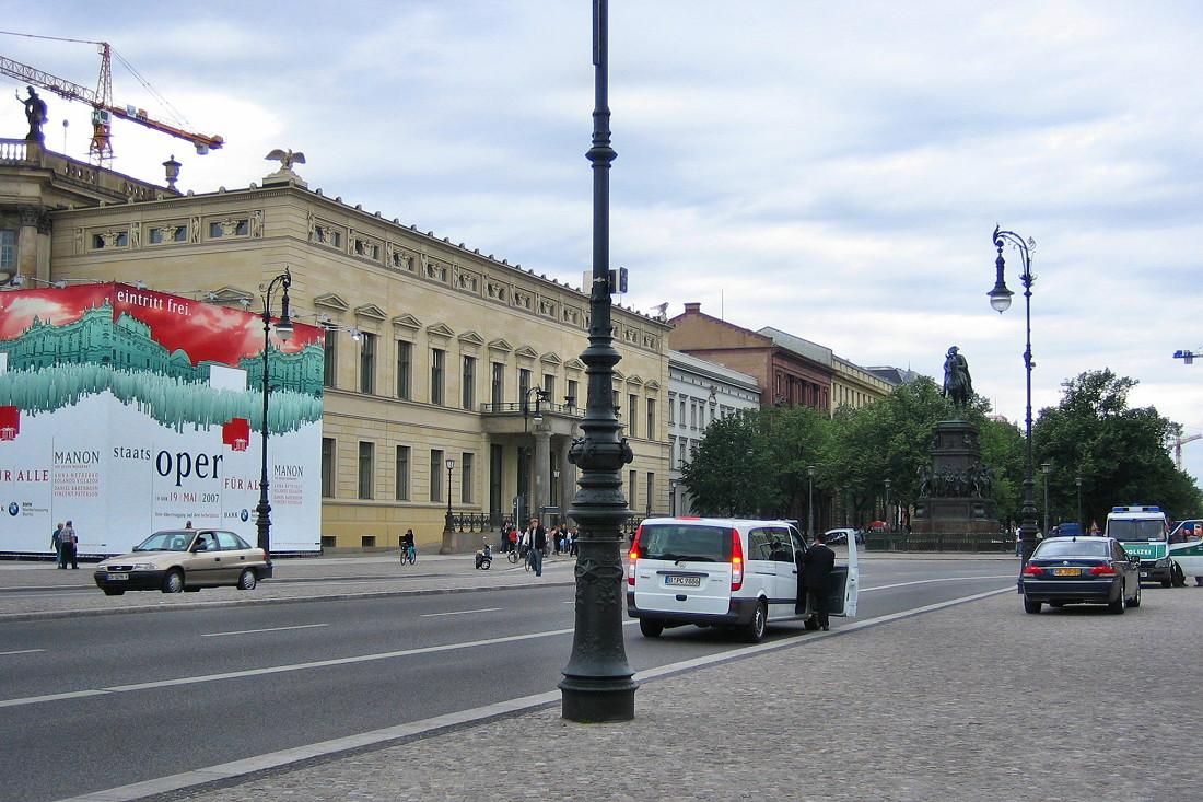 Stary Pałac Alte Palais Berlin Przewodnik po Berlinie Joanna Maria Czupryna