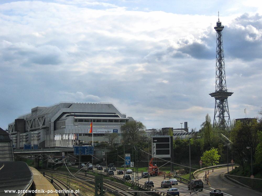 wieża radiowa w berlinie przewodnik po berlinie