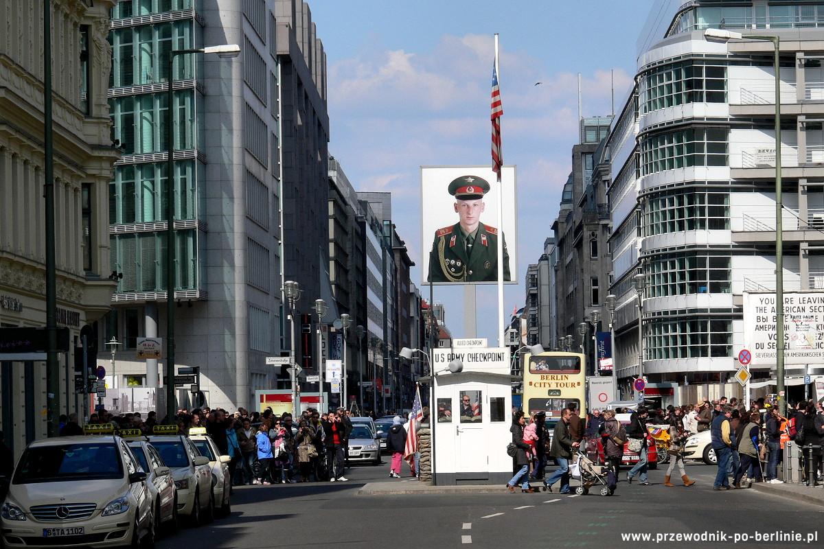 checkpoint charlie przewodnik po berlinie